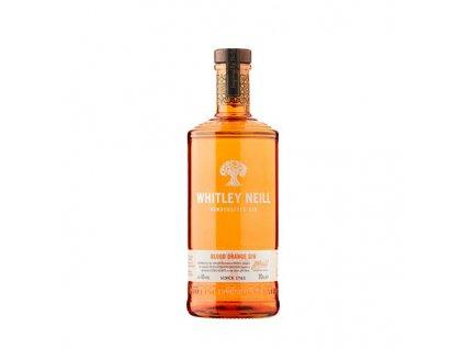 Whitley Neill Blood Orange Gin 0,7 l