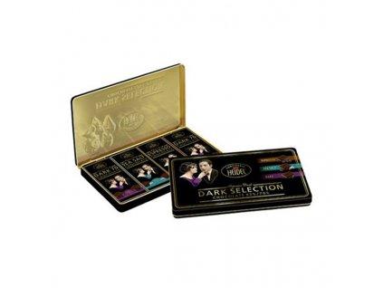 Heidel kolekce hořkých čokolád 120 g