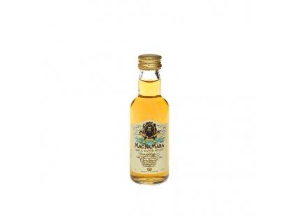 MacNaMara Gaelic Scotch Whisky 0,05 l