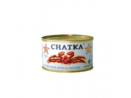 CHATKA - kamčatský krab - 100% kousky 165 g