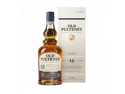 Old Pulteney 12 Y.O. 0,7 l