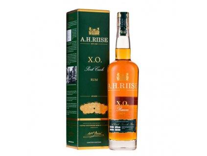 A.H.Riise X.O. Port Cask 0,7 l