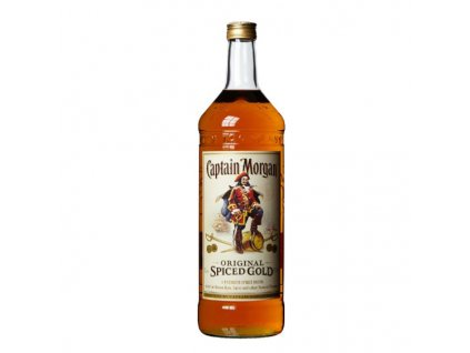 Captain Morgan Spiced Gold Limited Edition 3 l