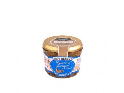 Terina JEAN BRUNET- kachní s hříbky 180 g