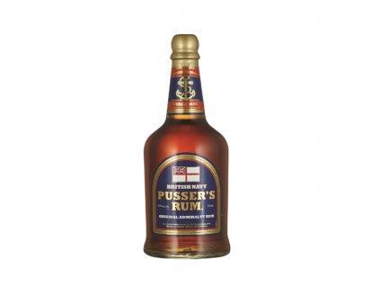 Pusser´s British Navy Blue Label 0,7 l