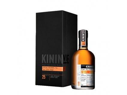 Kininvie Single Malt Speciel Release 25 Y.O. 0,35 l