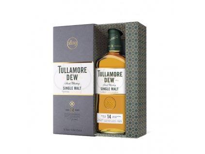 Tullamore Dew 14 Y.O. Single Malt 0,7 l