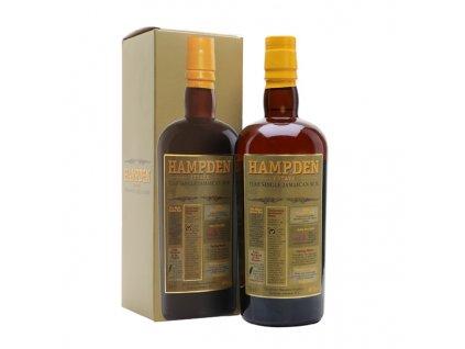 Hampden Estate Pure Single Jamaican Rum 0,7 l