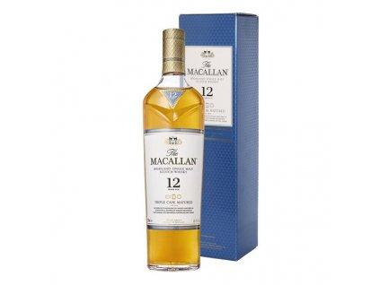 Macallan 12 Y.O. Triple Cask 0,7 l