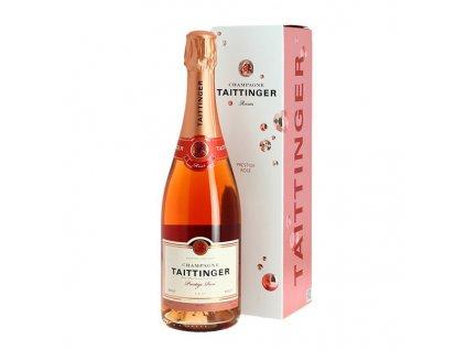 Taittinger Rosé Prestige 0,75 l
