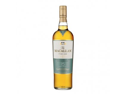 Macallan 15 Y.O. Fine Oak 0,7 l