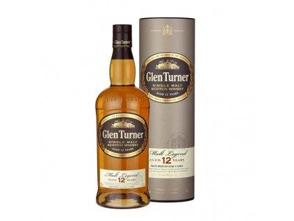 Glen Turner Single Malt 12 Y.O. 0,7 l