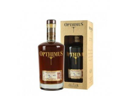 Oliver & Oliver Opthimus X.O. Summa Cum Laude 0,7 l