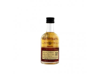 Summum 12 Y.O. Cognac Cask Finish 0,05 l