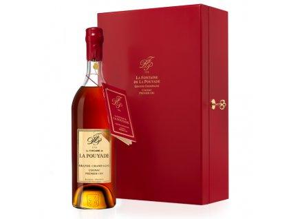 La Fontaine de La Pouyade Cognac Grande Champagne 0,7 l