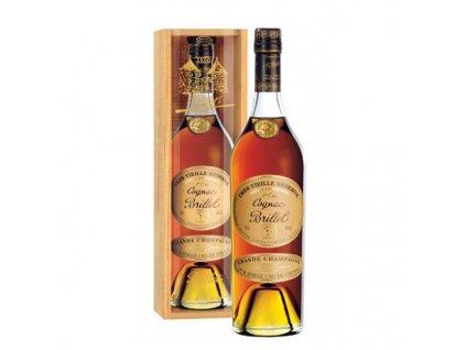 Brillet Trés Vieile Réserve XO Grande Champagne 0,7 l
