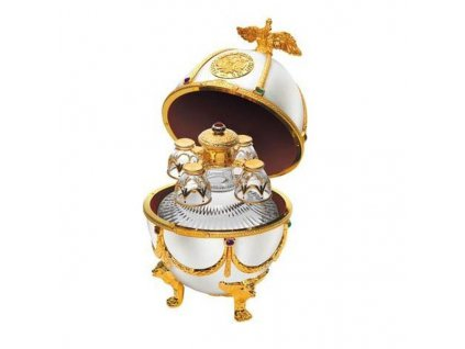 Vodka Imperial Collection Carl Fabergé Perly 0,7 l