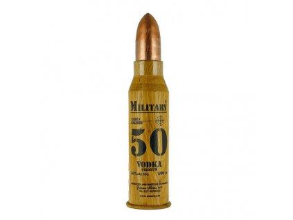 Military 50 vodka 0,5 l