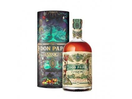 Don Papa Rum Flora & Fauna 0,7 l