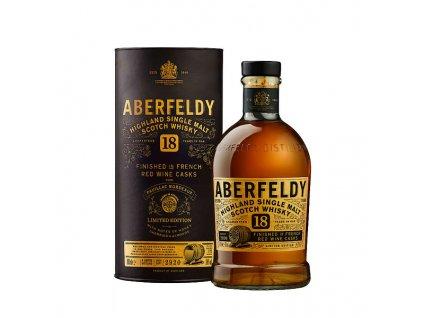 Aberfeldy 18 Y.O. Red Wine Casks 0,7 l