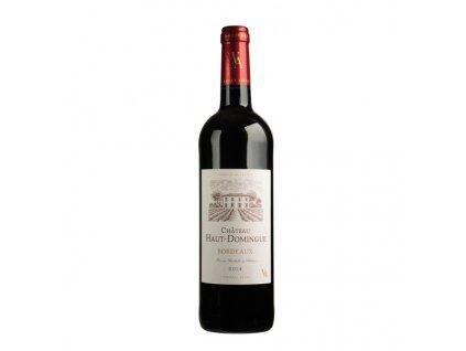 Château Haut Domingue Bordeaux 0,75 l