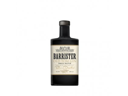 Gin Barrister Old Tom Small Batch 0,7 l