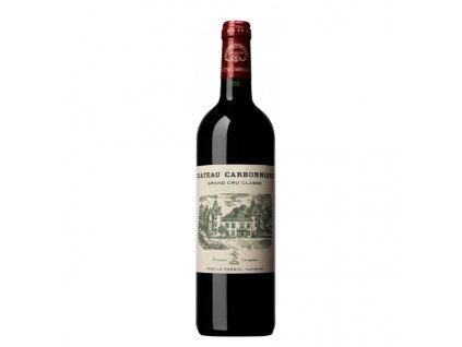 Chateau Carbonnieux Rouge Grand Cru Classé 0,75 l