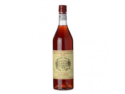 Navarre Pineau des Charentes Rosé 0,75 l