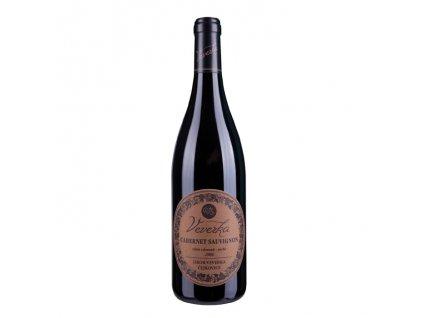 Veverka Cabernet Sauvignon 0,75 l