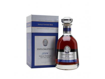 Diplomático Single Vintage 2004 0,7 l