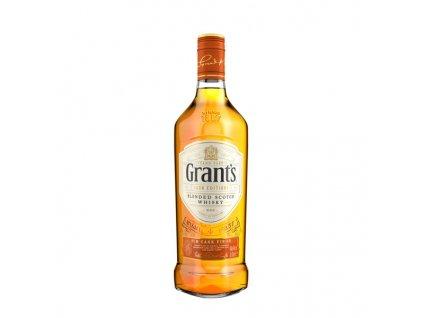 Grant´s Rum Cask Finish 0,7 l