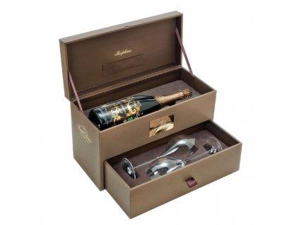 Joseph Perrier Cuvée Josephine 2008 dárkový box 0,75 l