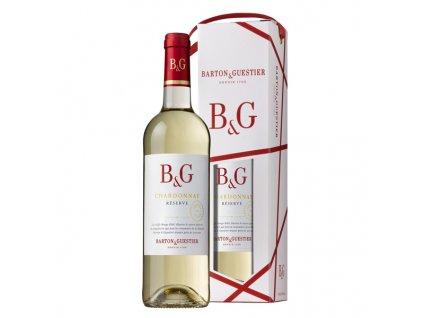 B&G Chardonnay Reserve 0,75 l