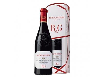 B&G Chateauneuf du Pape AOC 0,75 l