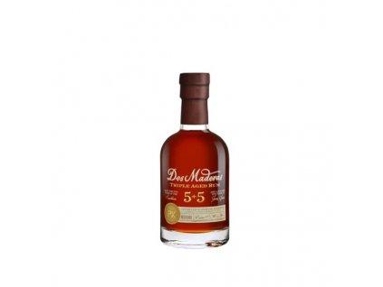 Rum Dos Maderas P.X. 5+5 0,2 l