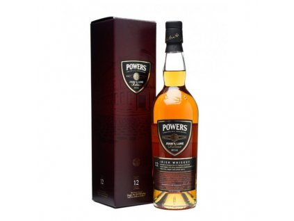 Powers 12 Y.O. Special Reserve 0,7 l