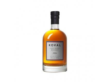 Koval Millet Single Barrel Whiskey 0,5 l