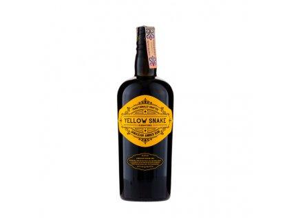 Yellow Snake Amber Rum 0,7 l