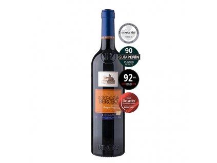 Gonzalo de Berceo Reserva DOCa Rioja 0,75 l