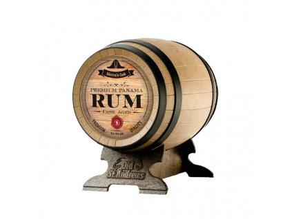Admirals Rum Large Barrel 0,7 l