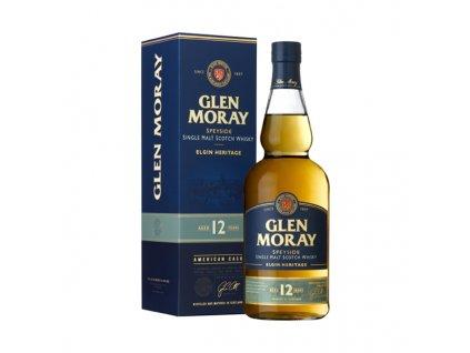 Glen Moray 12 Y.O. 0,7 l