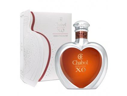 Armagnac Chabot X.O. Coeur 0,5 l