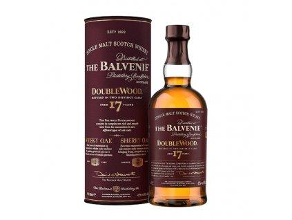 Balvenie 17 Y.O. Double Wood 0,7 l