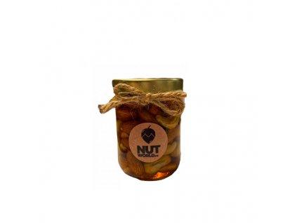 Směs ořechů v medu 140 g
