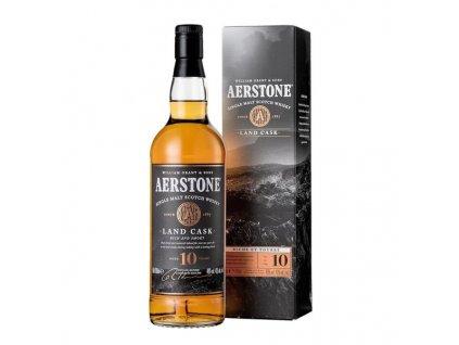 Aerstone Land Cask 10 Y.O. 0,7 l