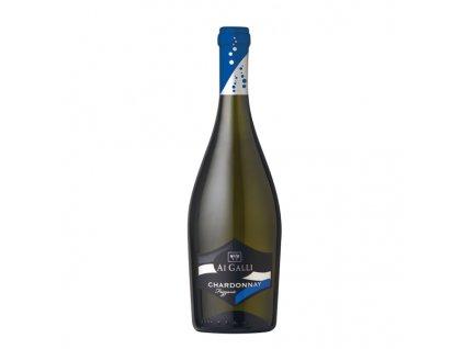 Ai Galli Chardonnay Frizzante 0,75 l