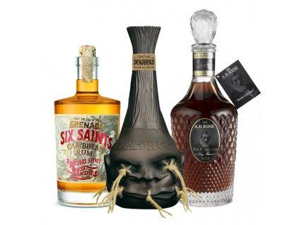 Degustace - rumy, netradiční destinace 13.10.2021