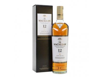 Macallan 12 Y.O. Sherry Oak 0,7 l