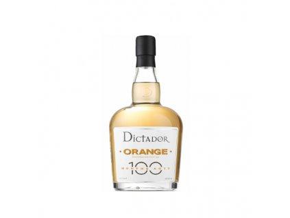 Dictador 100 Months Orange 40% 0,7 l