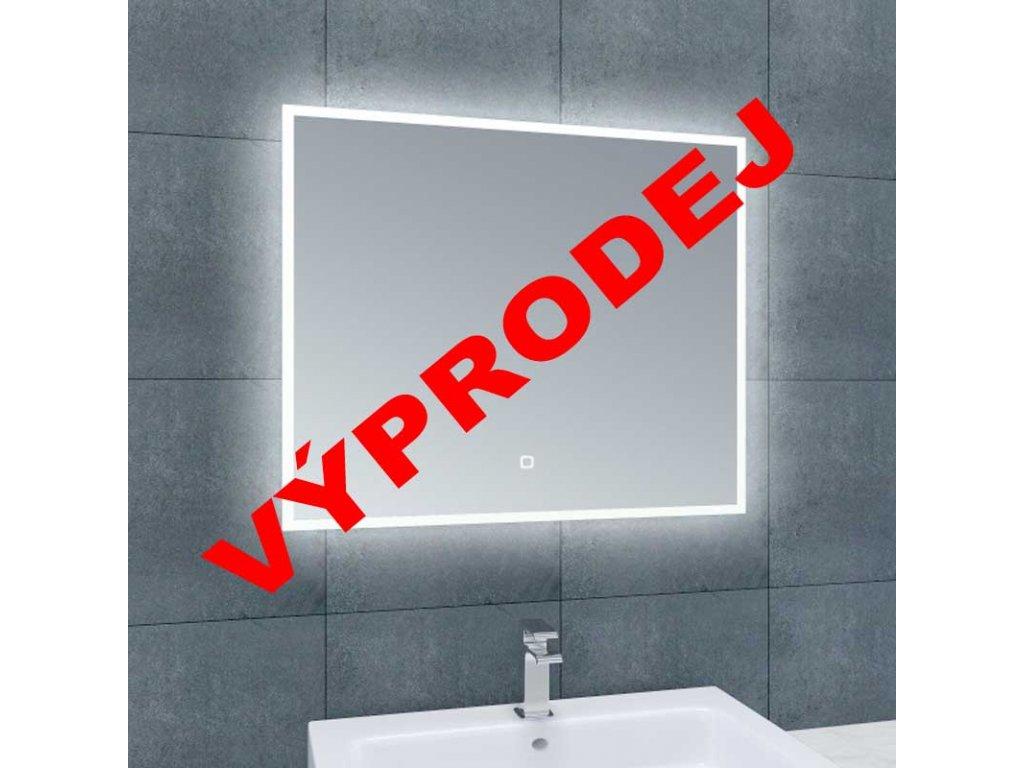 Zrcadlo SMART 90 s funkcí BLUETOOTH a LED podsvícením